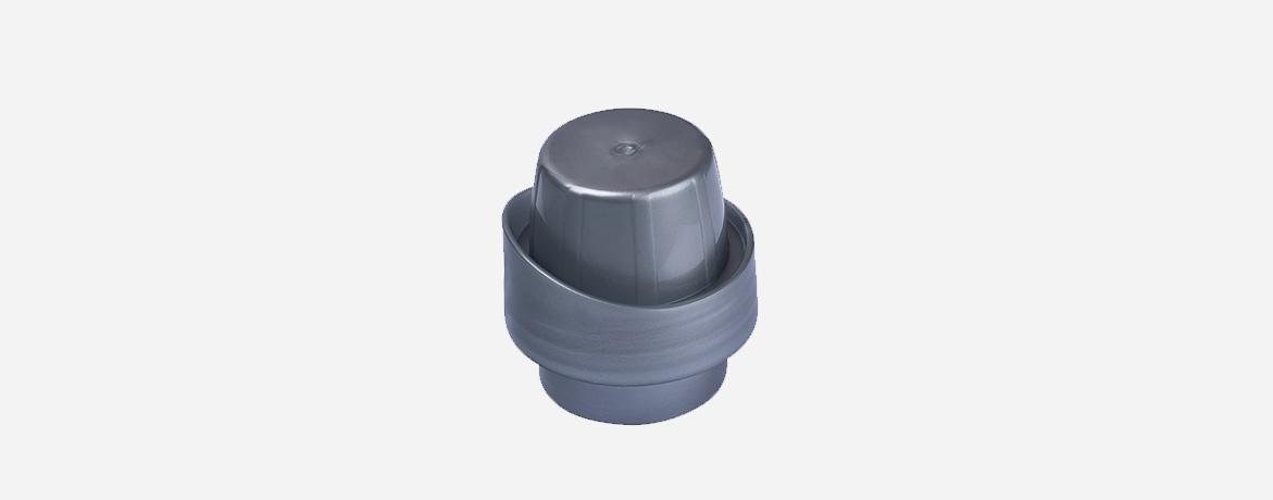 Cup Cap 43mm